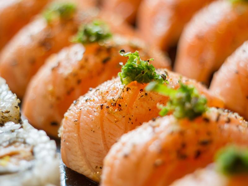 Sushi Brullé